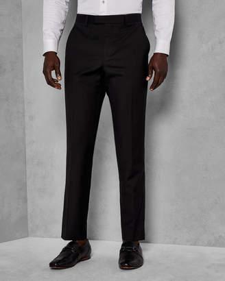 Ted Baker MARLIET Wool satin detail dinner suit pants