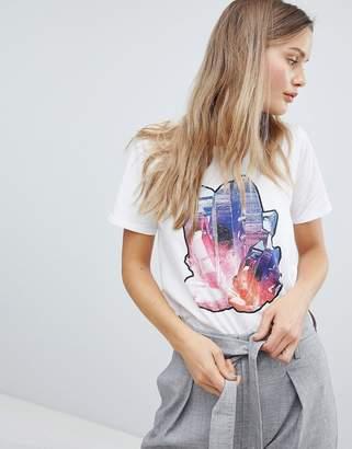 InWear Preeda Crystal Print T-Shirt