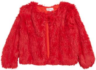 Cotton Emporium Faux Fur Jacket
