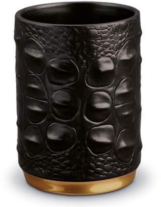 L'OBJET Crocodile Pen Cup
