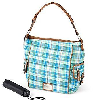 Rosetti® Babette Tote Bag with Umbrella