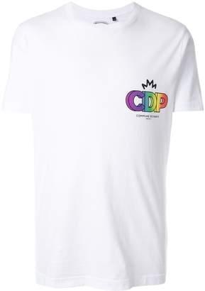 Commune De Paris chest print T-shirt
