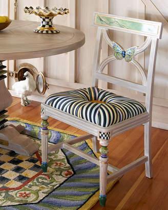 Mackenzie Childs MacKenzie-Childs Butterfly Dining Chair