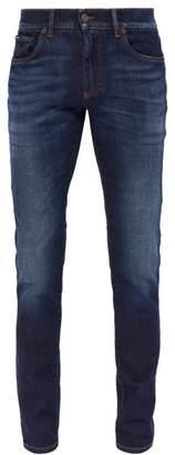 Dolce & Gabbana Slim Leg Jeans - Mens - Indigo