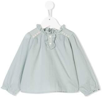 Bonpoint ruffled blouse