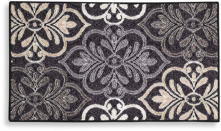 Grayson Rug in Charcoal