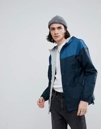 Vans Denley Jacket In Blue