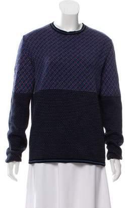 Kenzo Long Sleeve Knit Top