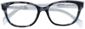Tommy Hilfiger cat eye-frame glasses