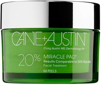 Cane + Austin Miracle Pad 20% Glycolic Facial Treatment