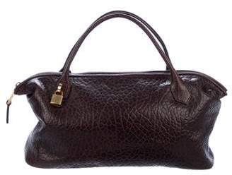 Marc Jacobs Pebbled Leather Satchel