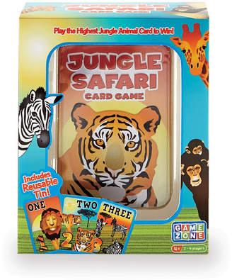 Fundamental Toys Game Zone Jungle Safari Card Game