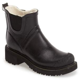 Ilse Jacobsen Hornbaek 'RUB 47' Short Waterproof Rain Boot