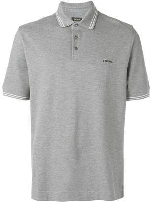 Ermenegildo Zegna short sleeved polo shirt