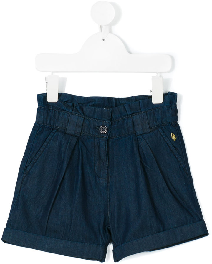 High Waisted Shorts Kids - ShopStyle Australia