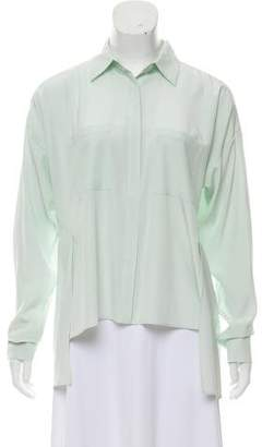 ICB Silk Oversize Top