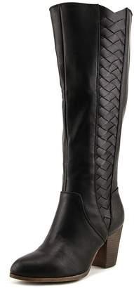Fergalicious Womens Cally Closed Toe Knee High Fashion Boots