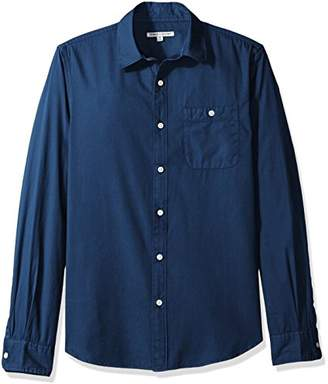 Threads 4 Thought Men's Standard Sustainable Organic Cotton Long Sleeve Shirt