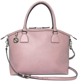 Pre Owned At Stockx Gucci Dome Handbag Gg Charm Dusty Pink