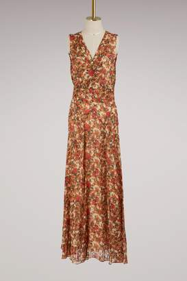 Isabel Marant Flessy silk dress