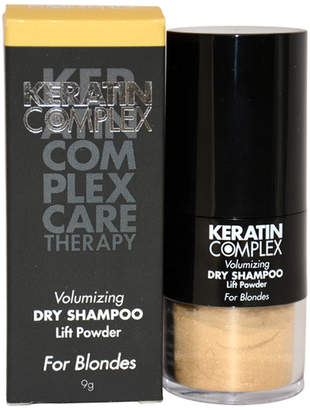 Keratin Complex 0.31Oz Volumizing Dry Shampoo Lift Powder - Blonde