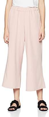 Dr. Denim Women's ABEL Trousers (Hazy Pink), 10 (Size: M)