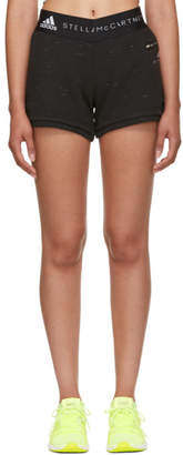 adidas by Stella McCartney Black ESS Shorts