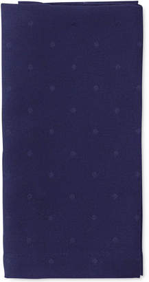 Kate Spade Larabee Dot Navy Napkin