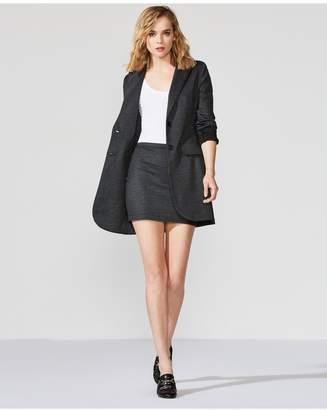 Bailey 44 Bailey/44 Solyanka Striped Mini Skirt