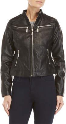 Joujou Jou Jou Faux Leather Jacket