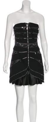 Viktor & Rolf Embellished Mini Dress
