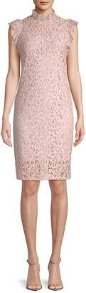 Alexia Admor Women's Lace Sleeveless Sheath Dress