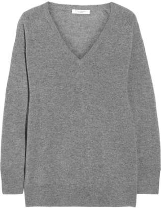 Equipment Asher Oversized Cashmere Sweater - Anthracite