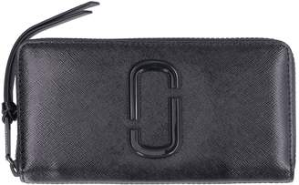 Marc Jacobs Snapshot Continental Leather Wallet