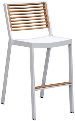 Indo Soul Indosoul St Lucia Bar Chair White