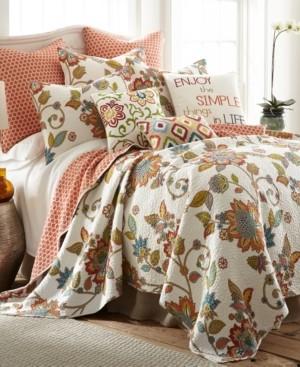 Levtex Home Clementine Full/Queen Quilt Set Bedding