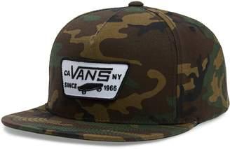 Vans Full Patch Snapback Baseball Cap