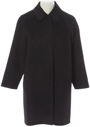 Marc Jacobs Black Cashmere Coats