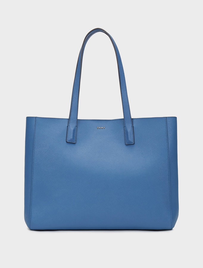 DKNYLarge Bryant Park Bonded Saffiano Tote