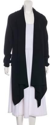 Sonia Rykiel Low-High Knit Cardigan