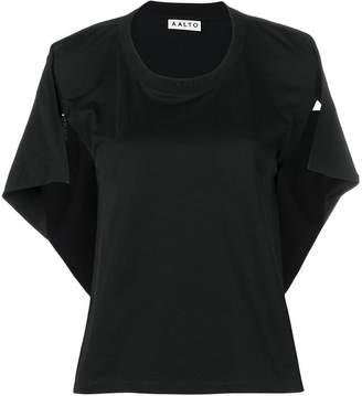 Aalto capelet T-shirt
