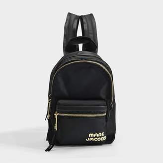 2ad6381e1 Marc Jacobs Mini Trek Pack Backpack In Black Nylon