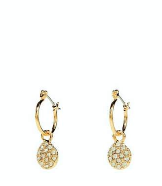 Vera Bradley Pave' Drop Earrings