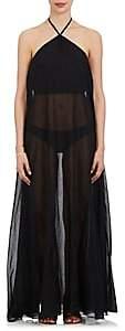 On The Island Women's Cotton Maxi Dress - Black