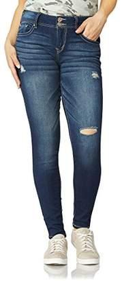 WallFlower Junior's InstaSoft Ultra Fit Skinny Jeans