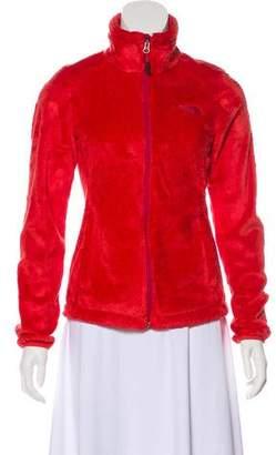 The North Face Fleece Zip-Up Jacket