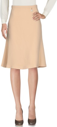 Elisabetta Franchi Knee length skirts - Item 35315153PG