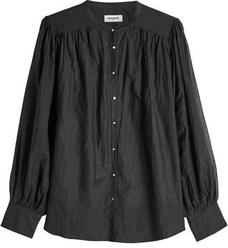 Zadig & Voltaire Blouse with Cotton