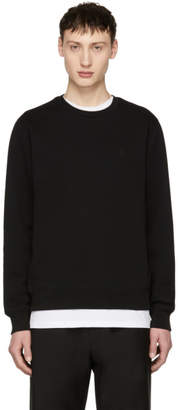 Burberry Black Logo Sweatshirt