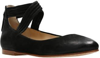 Clarks Grace Anna Leather Flat